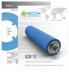 Cover and first page of the NCCM® N2 data sheet