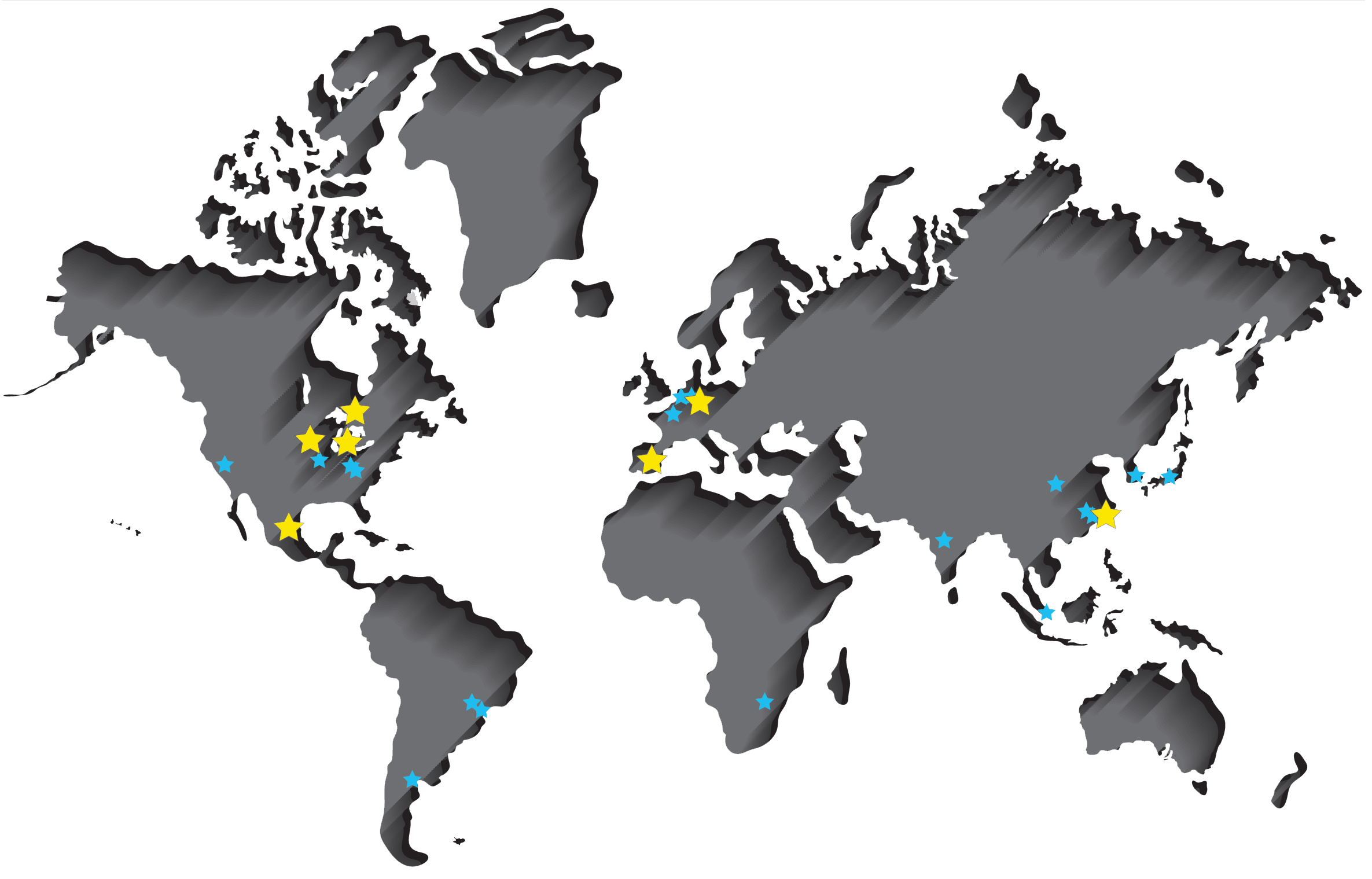 NCCM global locations